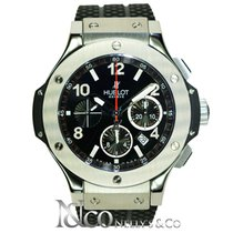 Hublot Big Bang 44mm Steel on Rubber Strap
