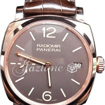 Panerai PAM 515 Radiomir 1940 47mm Red Gold 2017