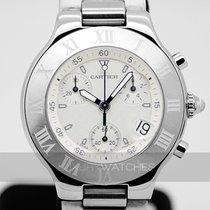 까르띠에 (Cartier) Must 21 Chronoscaph