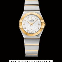 Omega CONSTELLATION QUARTZ 27 MM 123.20.27.60.55.005