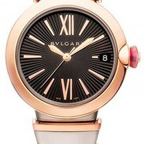 Bulgari Lucea Automatic 33mm lu33bspgspgd