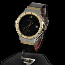 Hublot Classic Steel and Gold Quartz Lady
