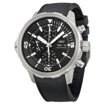 IWC Aquatimer Black Automatic 44mm