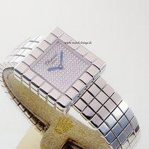 Chopard Ice Cube white gold diamond set dial