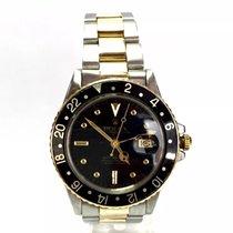 Ρολεξ (Rolex) Oyster Perpetual Gmt-master 18k Gold & Ss...
