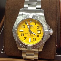 Breitling Avenger II Seawolf A17331 - Box & Papers 2016
