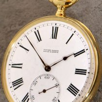 Ulysse Nardin large and heavy 18k gold  gent's pocket watch
