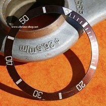 Rolex INSERT SUBMARINER TROPICAL , CHOCOLATE