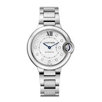 Cartier Ballon Bleu Automatic Ladies Watch Ref WE902074