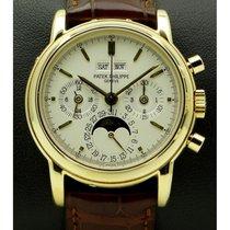 Patek Philippe | Perpetual Calendar Chrono Yellow Gold, Ref...
