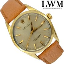 Rolex Oyster Perpetual 1025 yellow gold capped 1961