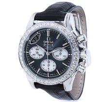 Omega DeVille 422.18.35.50.06.001 Ladies Watch in Diamond...