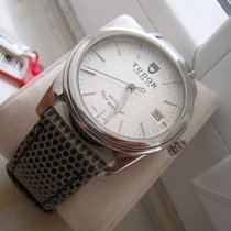 Tudor Glamour Automatic stainless steel oyster date wrist...