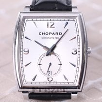 Chopard L.U.C. XP Tonneau White Gold