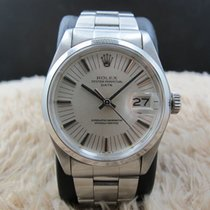 Rolex 1972 ROLEX OYSTER DATE 1500 ORIGINAL SILVER LONG SECONDS...