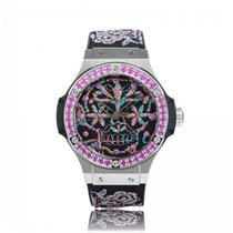 Hublot Big Bang Limited Edition Automatic Stainless Steel...