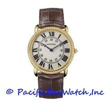 Cartier Ronde Louis Men's WR000451 Pre-Owned