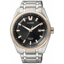Citizen Eco Drive Super Titanium Herrenuhr AW1244-56E