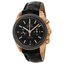 Omega 31163445101001 Speedmaster Moonwatch Chrono Gold Men's