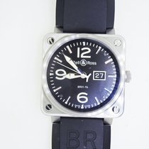 Bell & Ross BR01-96 Big Date Black