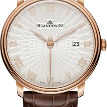Blancpain Villeret Ultra Slim Automatic 40mm 6651c-3642-55a