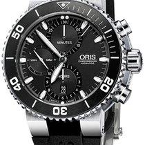 Oris Aquis Chronograph 46mm 01 774 7655 4154-07 4 26 34EB
