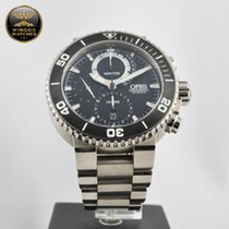 Oris - Oris Carlos Coste Chronograph Limited Edition - Ce