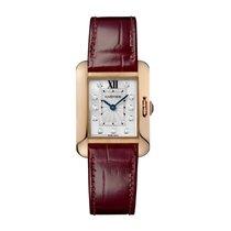 Cartier Tank Anglaise Quartz Ladies Watch Ref WJTA0007