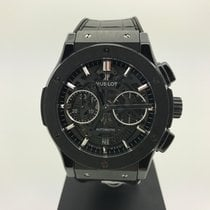 Hublot Classic Fusion Aero Black Magic