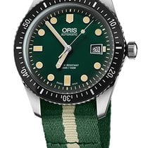 Oris Divers Sixty-Five    01 733 7720 4057-07 5 21 24FC