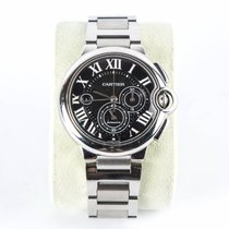 Cartier Ballon Bleu  De  Cartier 44mm Chronograph XL Steel