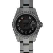 Rolex Oyster Perpetual Ladies Datejust Stainless Steel With...