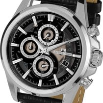 Jacques Lemans LIVERPOOL 1-1847A Herrenchronograph Design...