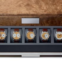 F.P.Journe The Historic Size Set of 5 steel 38mm Steel