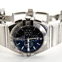 Omega Constellation Co-Axial – Double Eagle Chronograph–...
