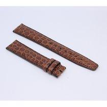IWC Original Brown Leather Alligator Band 17/16mm