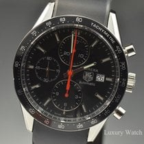 TAG Heuer Carrera Chronograph Calibre 16 Stainless Steel Watch...