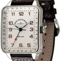 Zeno-Watch Basel Square Spezial Pointer Date