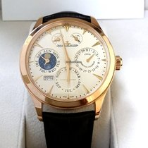 Jaeger-LeCoultre Master 18K Pink Gold 8 Days Perpetual...
