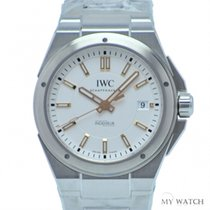 IWC Ingenieur Automatic Silver Dial with Rose Gold (NEW)