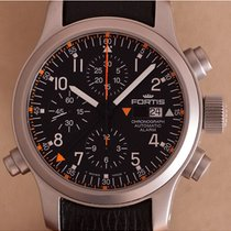 Fortis B-42 Pilot Chronograph Alarm