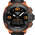 Tissot T-Race Touch Aluminium Men's Orange Edition Sport...