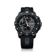 Victorinox Swiss Army Alpnach Mechanical chronograph, red...