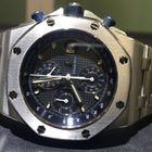 Audemars Piguet OFF SHORE STEEL  BLUE DIAL
