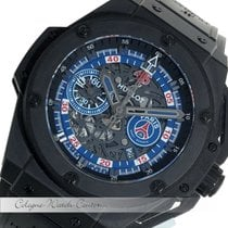 ウブロ (Hublot) King Power Paris Saint-Germain ltd. Ceramic...