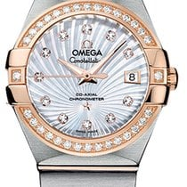 Omega Constellation Co-Axial Automatic 27mm 123.25.27.20.55.001