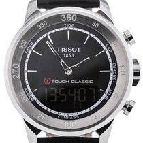 Tissot T-Touch Classic 42 Black