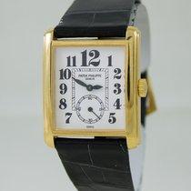 Patek Philippe Gondolo 18k Gold Ref.5014J White Dial