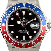 ロレックス (Rolex) GMT-Master II 16710 Stainless Steel Automatic
