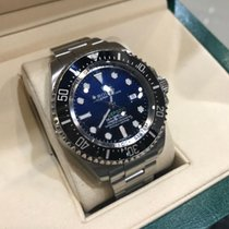 Rolex Deep Sea - Sea-Dweller - Model No. 116660